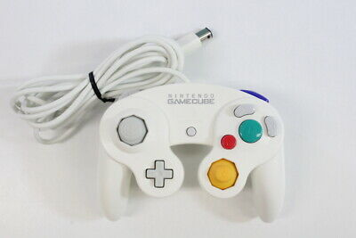 Official Nintendo GameCube Controller Pad GC Switch Wii Tight Stick Japan Import 7