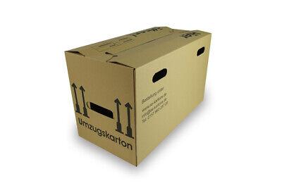 """/""""/""""85 Umzugskartons Umzug-Kartons Karton AS20004/""""/"""" EXTRA STARK 45 Kg 2-WELLIG"""