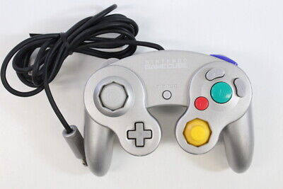 Official Nintendo GameCube Controller Pad GC Switch Wii Tight Stick Japan Import 4