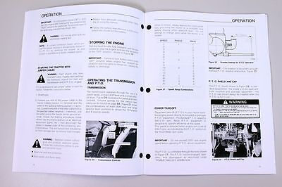 Ford new holland 3415 tractor owners operators manual maintenance 3 of 7 ford new holland 3415 tractor owners operators manual maintenance diesel fandeluxe Gallery
