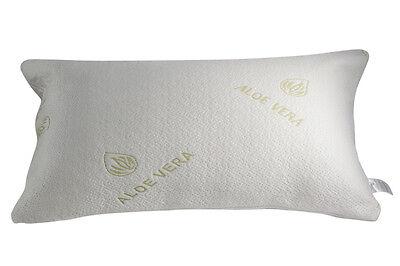 Shredded Memory Foam Pillow With Aloe