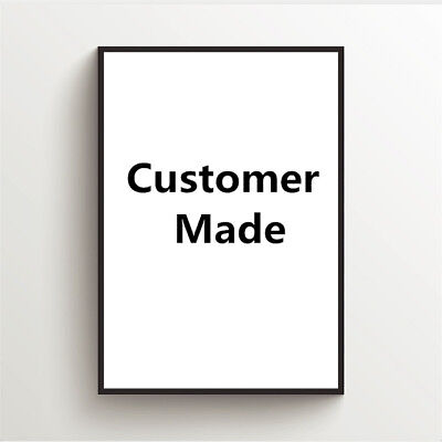 personalized Custom Made Canvas Wall Art Painting Poster Unframed 3