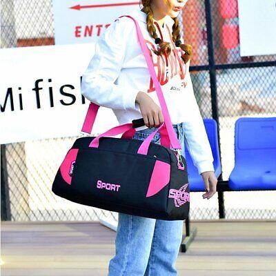 Sporttasche Fitness Sport Umhäng Kinder Tasche Training Medium Bag Reisetaschen 10
