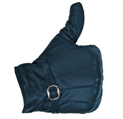 Ladies Leather Gloves Women Real Soft Fleece Lined Winter Casual Driving Warm 3