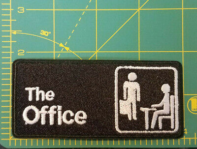 The Office Patch 4 inches wide 3