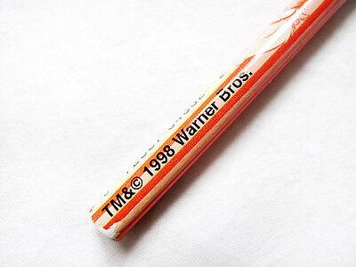 NEW VINTAGE 1998 WARNER BROS. TASMANIAN DEVIL Eraser Top Collectible Pencil RARE