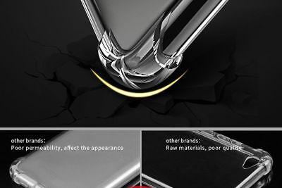 TPU Crystal clear 360°Soft Ultra thin Case Cover Samsung Galaxy S10 S7 Edge S8 + 2