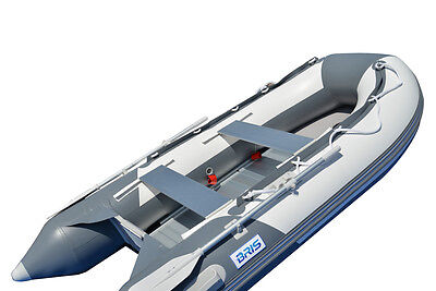 3.3M Inflatable Boat Inflatable Rafting Fishing Dinghy Tender Pontoon Boat GW