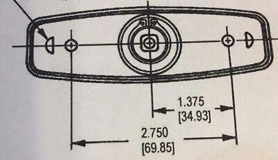 Truck Bed Tonneau Cover Lock Keys Pop Up T Handle Clockwise Trimark 13946 01 29 95 Picclick