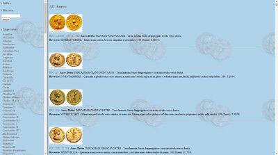 Catalogo Monete Romane Ver. 2020 - Originale Su Dvd - Nuovo In Lingua Italiana 3