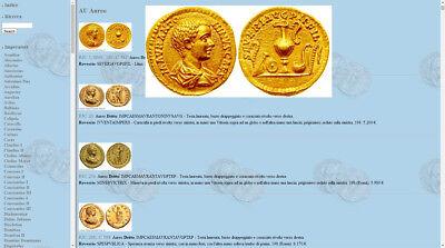 Catalogo Monete Romane Ver. 2020 - Originale Su Dvd - Nuovo In Lingua Italiana 4