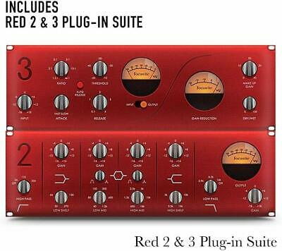 FOCUSRITE Scarlett 2i2 3rd Gen Scheda Interfaccia Audio MIDI USB 2in / 2out 7
