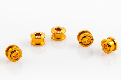 US Seller Gold x2 ATOZI Bicycle Cycling Tire Presta Valve Cap French Type