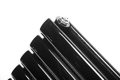 Vertical Designer Radiator Oval Column Tall Upright Central Heating Radiators 8