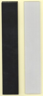 Hawid Stamp Mounts Strips - All x 210mm wide - Black or Clear -  SAVE up to 50%