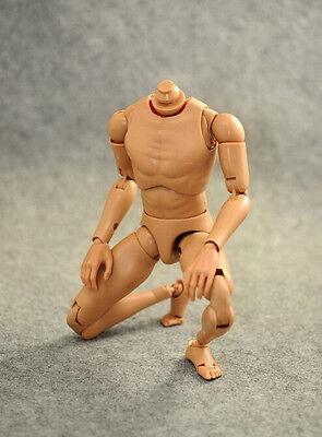 1/6 Narrow Shoulder Male Body Figure for hot toys TTM18 TTM19 TTM21 ❶US seller❶ 4