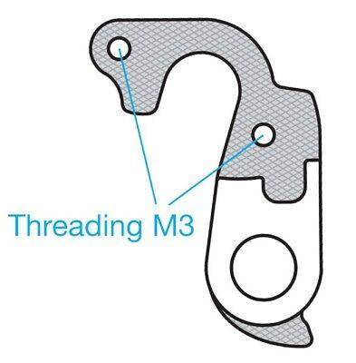 TREK Cronus Custom Madone Speed Concept M3 Screw Rear Gear Mech Hanger CC213