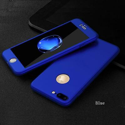 For iPhone 6 7 8 5s Plus XR XS Max Case Shockproof360 Bumper Hybrid Phone Cover 9