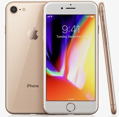 Apple iPhone 8+ Plus - 64GB 256GB GSM Factory Unlocked Smartphone AT&T T-Mobile 4