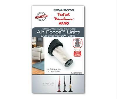 Rowenta filtro HEPA scopa aspirapolvere Air Force Light RH6543 RH6545 14.4V TY 2