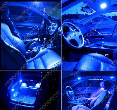 15 X Premium Blue Led Lights Interior Package Jeep Grand Cherokee 11 19 Tool