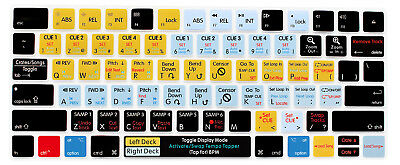 Hotkeys Keyboard Cover Silicone Skin Protector For Apple Magic Keyboard MLA22B/A