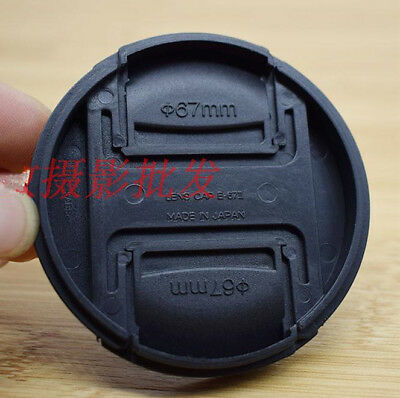 1 PCS New 77mm camera Front Lens Cap for CANON 4
