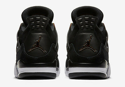 9d5f6ab7b604 ... wholesale 5 of 12 nike air jordan 4 retro royalty iv sz 4 12 black suede