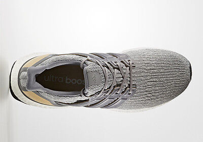 b58da7ec656e2 ... Adidas Ultra Boost 3.0 LTD Leather Cage Grey Tan size 13 .BA1092. NMD 4