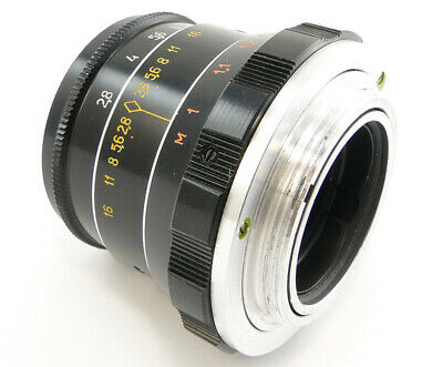 ⭐SERVICED⭐ INDUSTAR-61 L/D Lens + Adapt. E-Mount Sony A 7 7R 7S II III A9 a6500 7