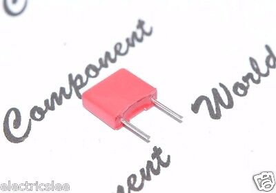 10pcs 63V 5/% pitch:5mm Capacitor 0,01µF 10nF WIMA MKS2 0.01uF