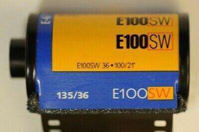 4 Rolls Kodak E100SW 135-36 Color Slide Film 36 exposures 2