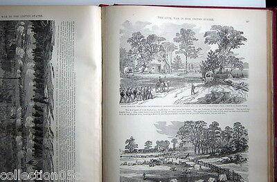 1902'S Book, Battles And Commanders Of Civil War, Leslie's Famous War Pictures 8