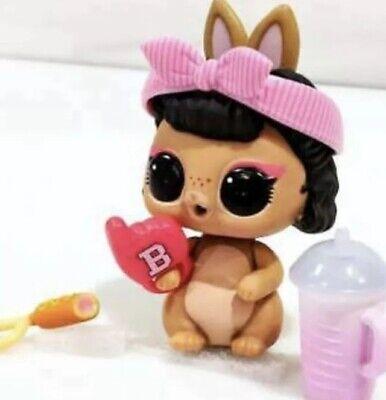LOL Surprise PETS ShortStop Bunny Confetti Pop Dolls Pet Short Stop Hop Rabbit 2