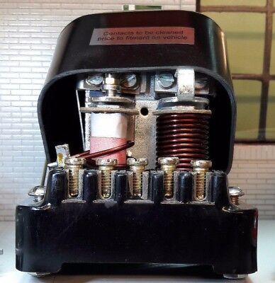 Land Rover Serie 1 80 86 88 107 Lucas Repro Spannungsregler Box GEU603 217277
