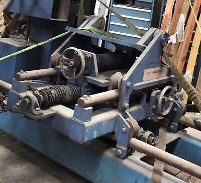 Diamond Saw TABOR Hydraulic Angle  Column Saw Machine X and Y Roller Tilt Table 2