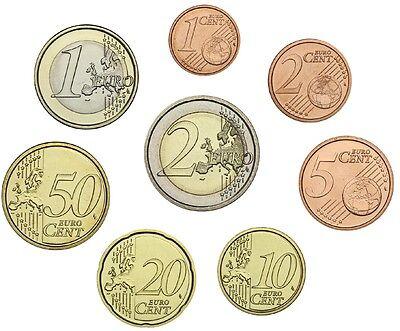 Spanien 3,88 Euro 2014 KMS König Juan Carlos & 2 € Gaudi Park Güell Sondersatz