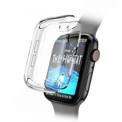 Full Cover TPU Case iWatch Screen Protector case For Apple Watch Series 5/4/3/2 3