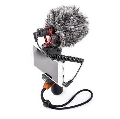 BOYA BY-MM1 Cardioid Shotgun Microphone MIC for DSLR Camera Smartphone Camcorder 2