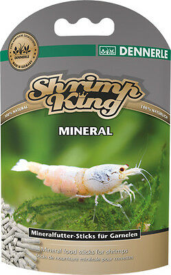 Shrimp King Mineral Food - for Cherry Crystal Tiger Shrimp