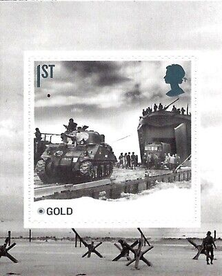 Gb 2019 Mint D-Day 75Th Presentation Pack 572 Stamps Sheet Retail Booklet Pm67 6