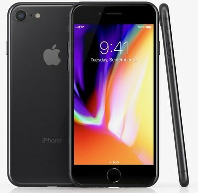 Apple iPhone 8+ Plus - 64GB 256GB GSM Factory Unlocked Smartphone AT&T T-Mobile 3