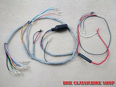 honda cl72 wiring wiring diagram general  honda cl77 wiring diagram #7