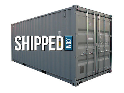 NEW 20ft STEEL CONEX CONTAINER - SECURE HOME STORAGE - WE DELIVER in Houston,TX 3