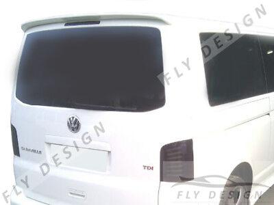 Spoiler pour vw t6 toit spoiler arrière Heckspoiler transporteur Multivan rear