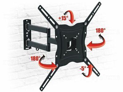 """Soporte de pared para Tv LCD LED MONITOR televisor Giratorio 14"""" 32"""" 42"""" 46"""" 55"""" 8"""