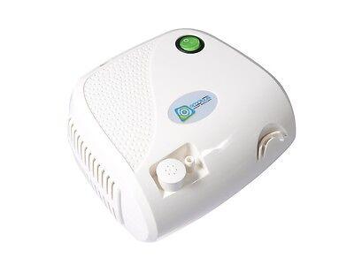 Inhaliergerät Inhalator Inhalation Inhaler Aerosol Vernebler Kompressor Omnibus 9