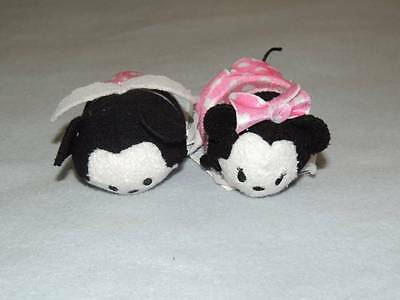 Disney Mickey Minnie Mouse Valentines Day Tsum Tsum New!