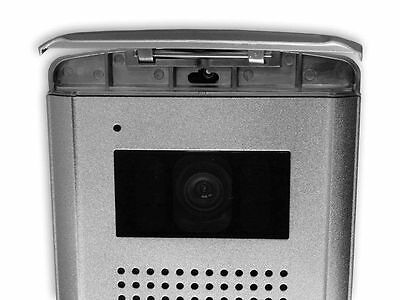 """2 Familien Video Türsprechanlage Gegensprechanlage Unterputz mit1+1 Monitore 7"""" 8"""