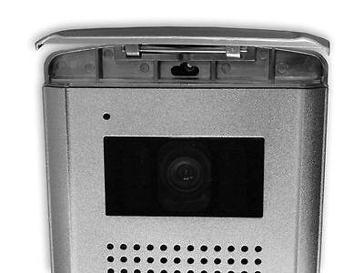 """Zweifamilien Video Türsprechanlage Gegensprechanlage Unterputz mit 2 Monitore7"""" 7"""